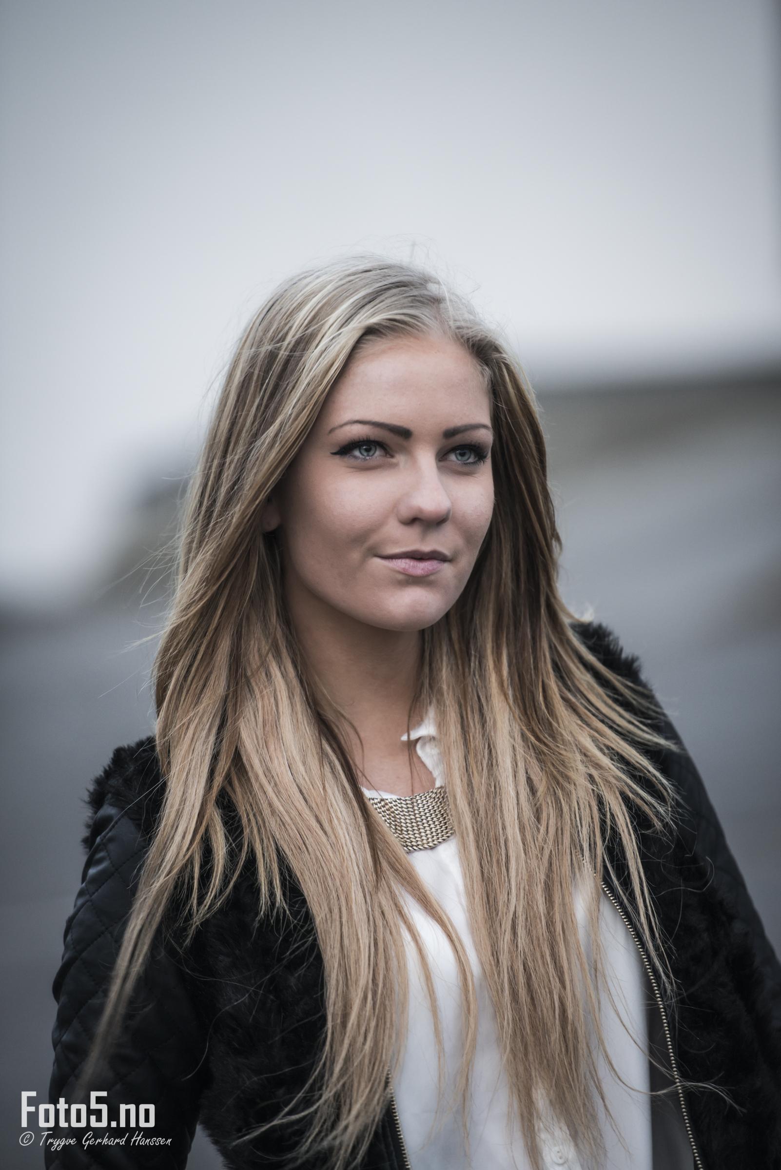 Modell i Kristiansand